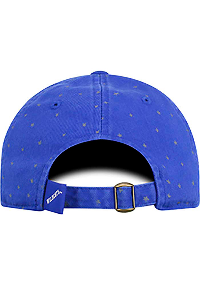 Top of the World Kentucky Wildcats Blue Starlite Womens Adjustable Hat - Image 4