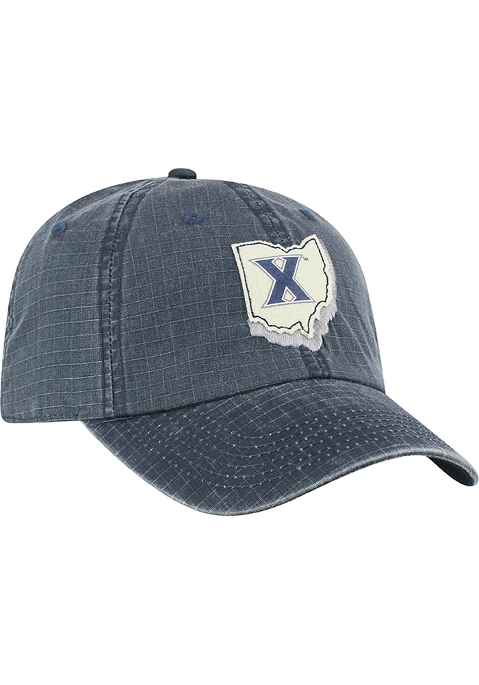 Top of the World Xavier Musketeers Stateline Adjustable Hat - Black - Image 2