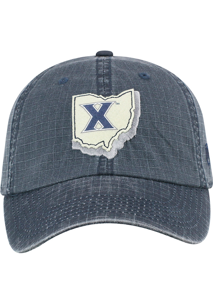 Top of the World Xavier Musketeers Stateline Adjustable Hat - Black - Image 3