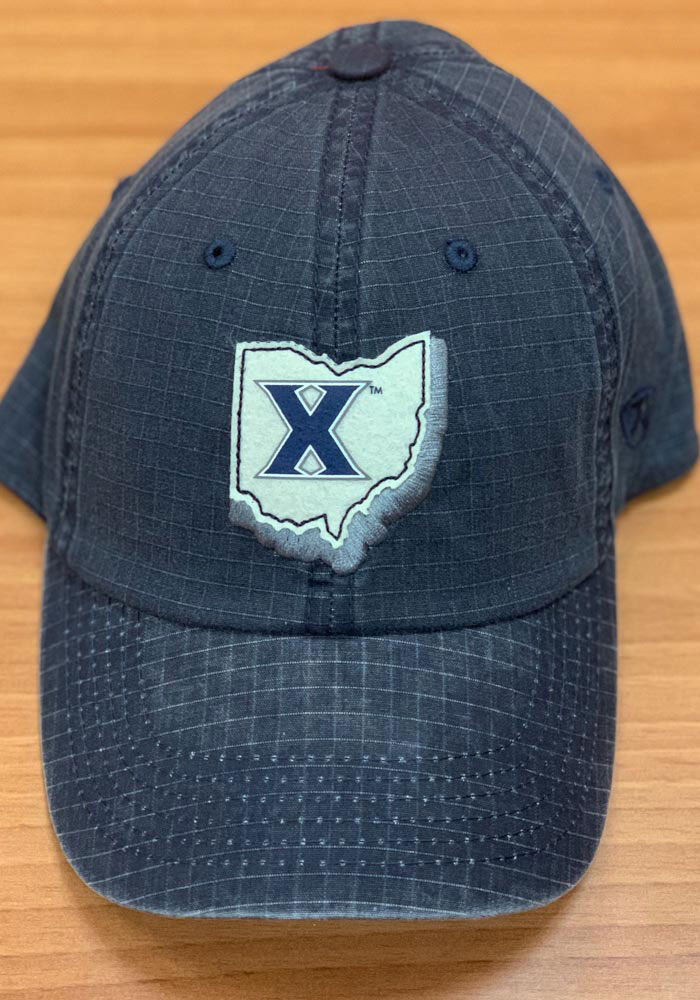 Top of the World Xavier Musketeers Stateline Adjustable Hat - Black - Image 5