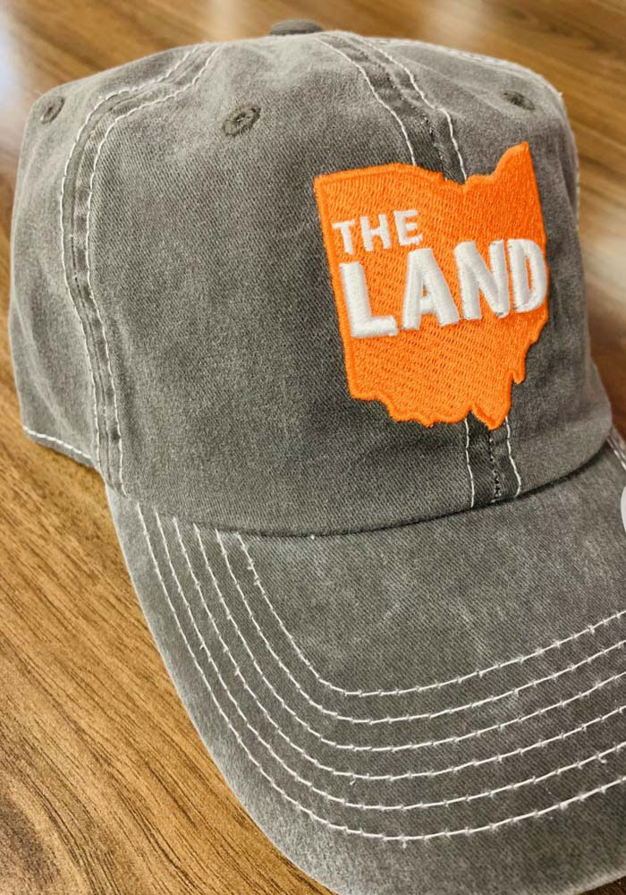 Top of the World Cleveland Heavy Adjustable Hat - Charcoal - Image 3