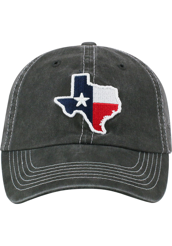 Top of the World Texas Mens Grey Heavy Adjustable Hat - Image 1