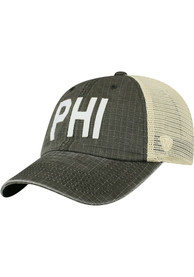 meet 73081 8bb7e Top of the World Philadelphia Raggs Meshback Adjustable Hat - Black