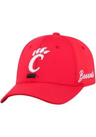 Cincinnati Bearcats Top of the World Phenom Flex Hat - Red