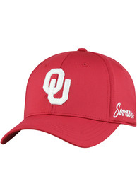 Oklahoma Sooners Top of the World Phenom Flex Hat - Crimson