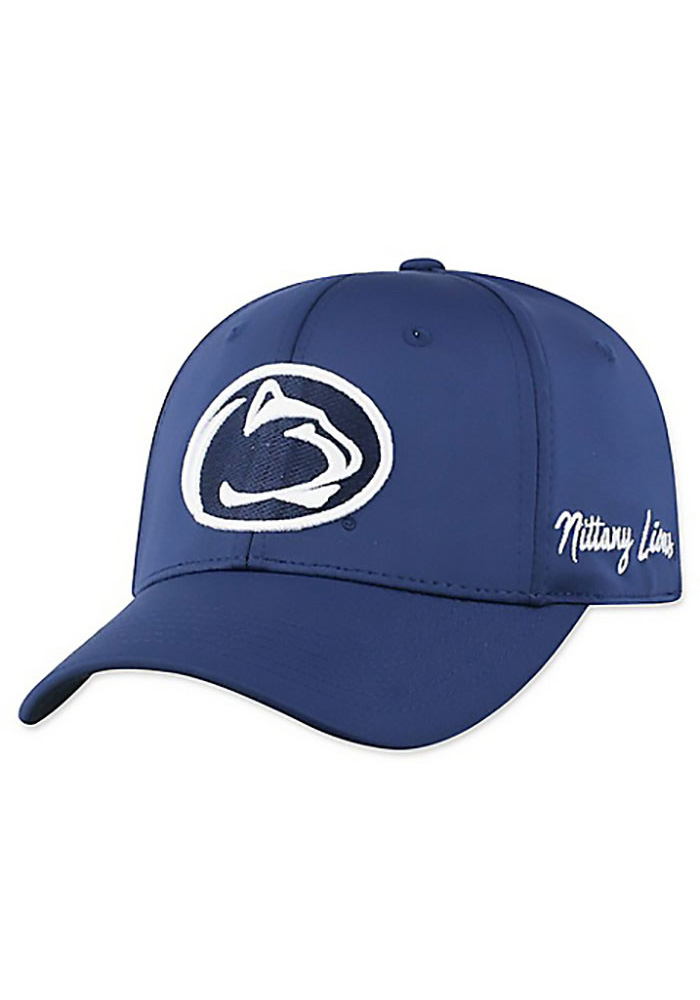 Top of the World Penn State Nittany Lions Mens Navy Blue Phenom Flex Hat - Image 1