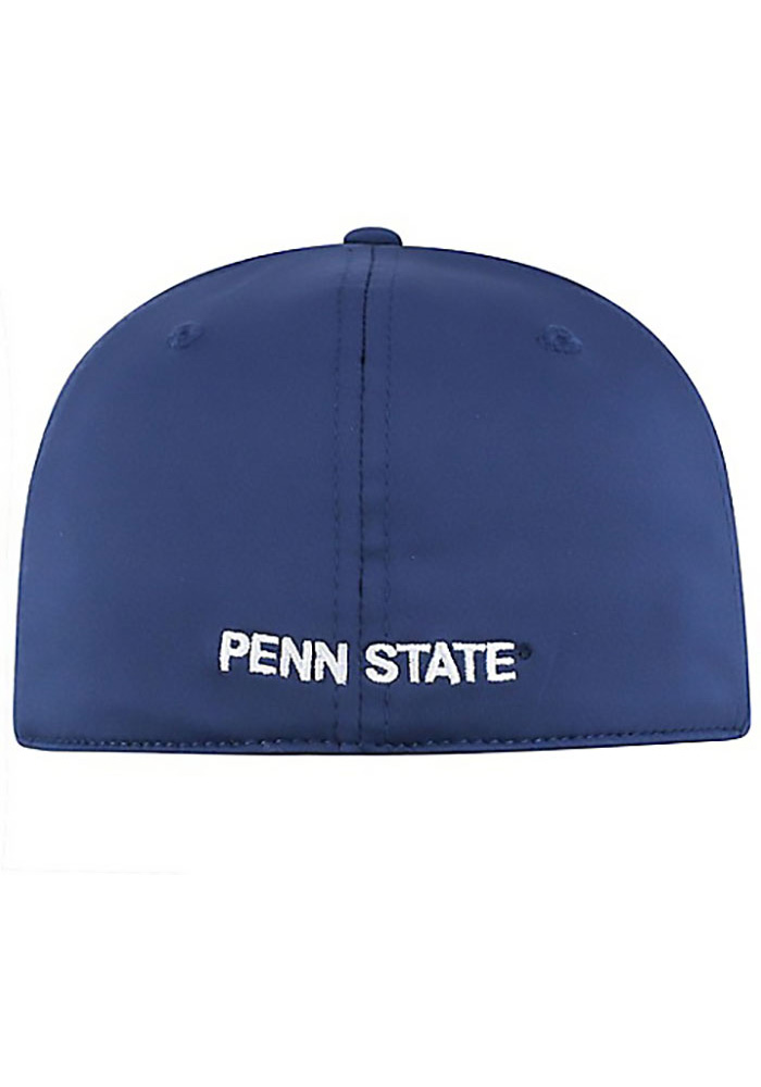 Top of the World Penn State Nittany Lions Mens Navy Blue Phenom Flex Hat - Image 2