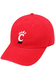 Cincinnati Bearcats Top of the World Crew Adjustable Hat - Red