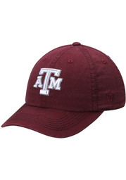 Top of the World Texas A&M Aggies Crew Adjustable Hat - Maroon