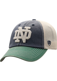 Top of the World Notre Dame Fighting Irish Offroad Adjustable Hat - Navy Blue