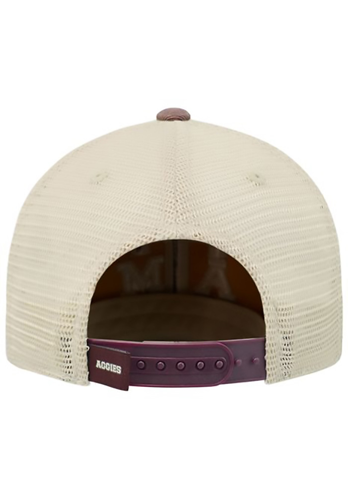 Texas A&M Aggies Offroad Adjustable Hat - Maroon - Image 2