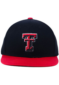 Texas Tech Red Raiders Youth Top of the World Maverick Snapback Hat - Red