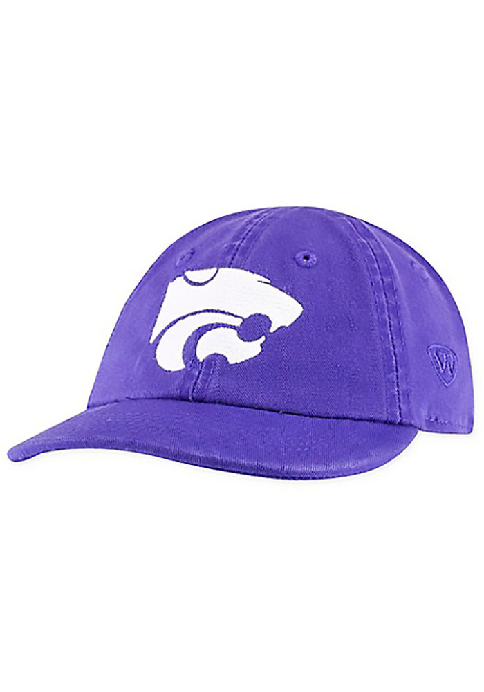 Top of the World K-State Wildcats Purple Mini Me Infant Adjustable Hat - Image 1