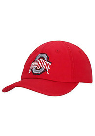 low cost 0e6e6 5b2fc Top of the World Ohio State Buckeyes Baby Mini Me Adjustable Hat - Red