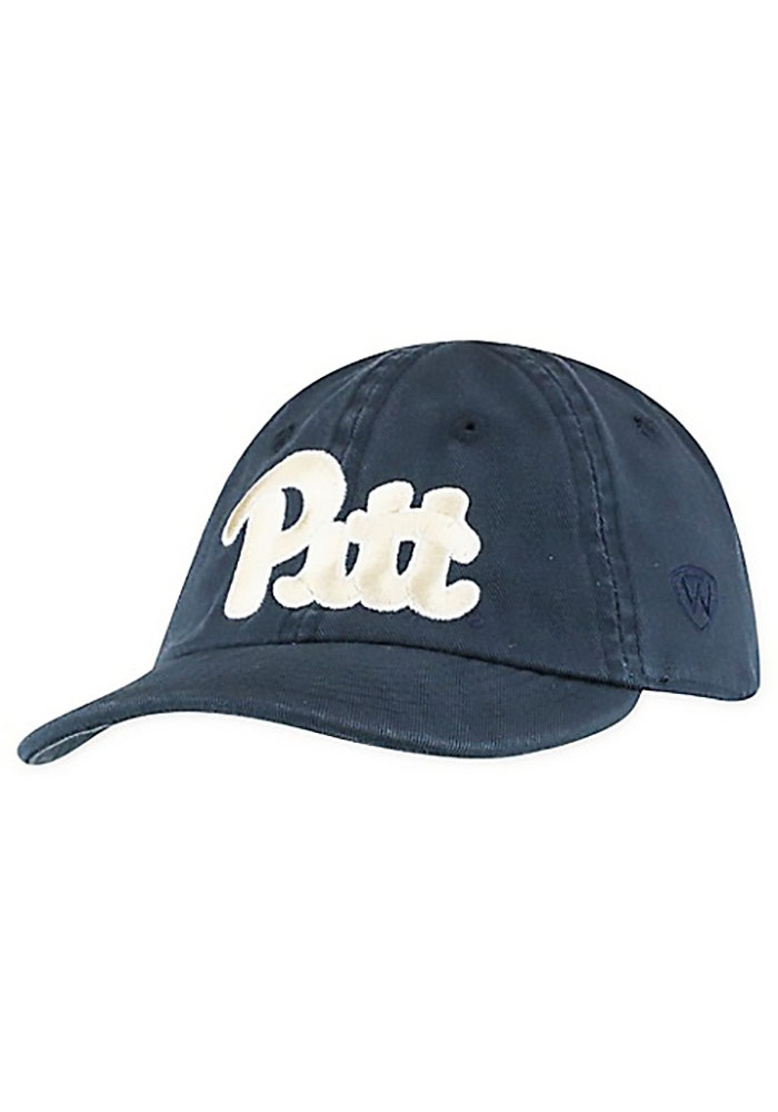 Top of the World Pitt Panthers Baby Mini Me Adjustable Hat - Navy Blue - Image 1
