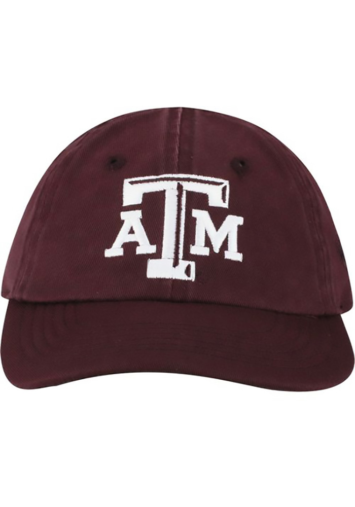 Top of the World Texas A&M Aggies Baby Mini Me Adjustable Hat - Maroon - Image 1