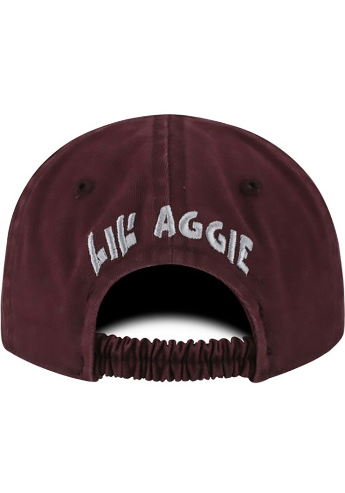 Top of the World Texas A&M Aggies Baby Mini Me Adjustable Hat - Maroon - Image 2