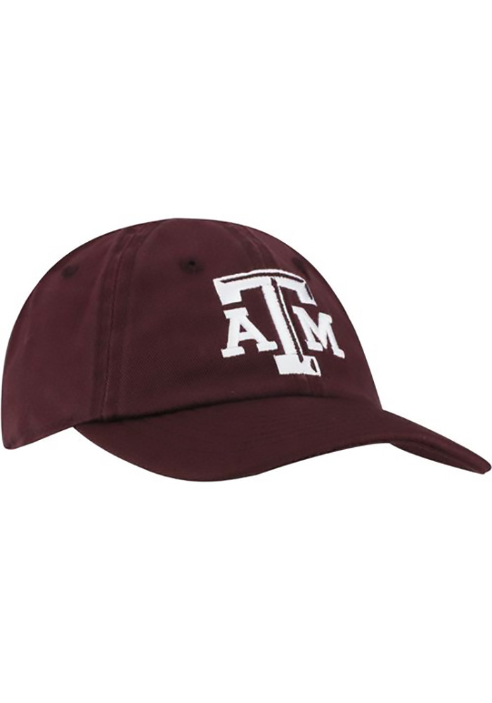 Top of the World Texas A&M Aggies Baby Mini Me Adjustable Hat - Maroon - Image 3