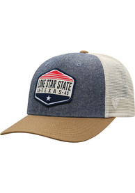 outlet store 40817 e9c86 Top of the World Texas Wild Meshback Adjustable Hat - Grey