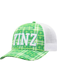 Pittsburgh Top of the World Kilter Meshback Adjustable Hat - Green