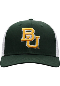 Baylor Bears Top of the World BB Meshback Adjustable Hat - Green