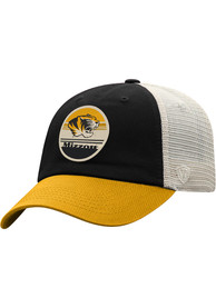 Missouri Tigers Top of the World Early Up Meshback Adjustable Hat - Black