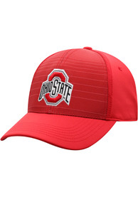 Ohio State Buckeyes Top of the World McGavin Flex Hat - Red
