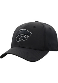 K-State Wildcats Top of the World Phenom - BOB Flex Hat - Black