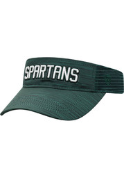 Top of the World Michigan State Spartans Mens Green Intrude Adjustable Visor