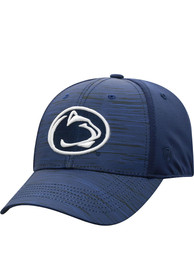 Penn State Nittany Lions Top of the World Intrude 1Fit Flex Hat - Navy Blue