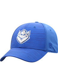 Saint Louis Billikens Top of the World Intrude 1Fit Flex Hat - Blue