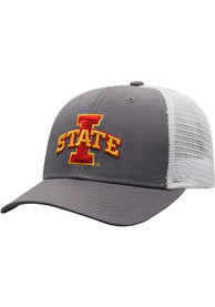 Iowa State Cyclones Top of the World BB Meshback Adjustable Hat - Cardinal