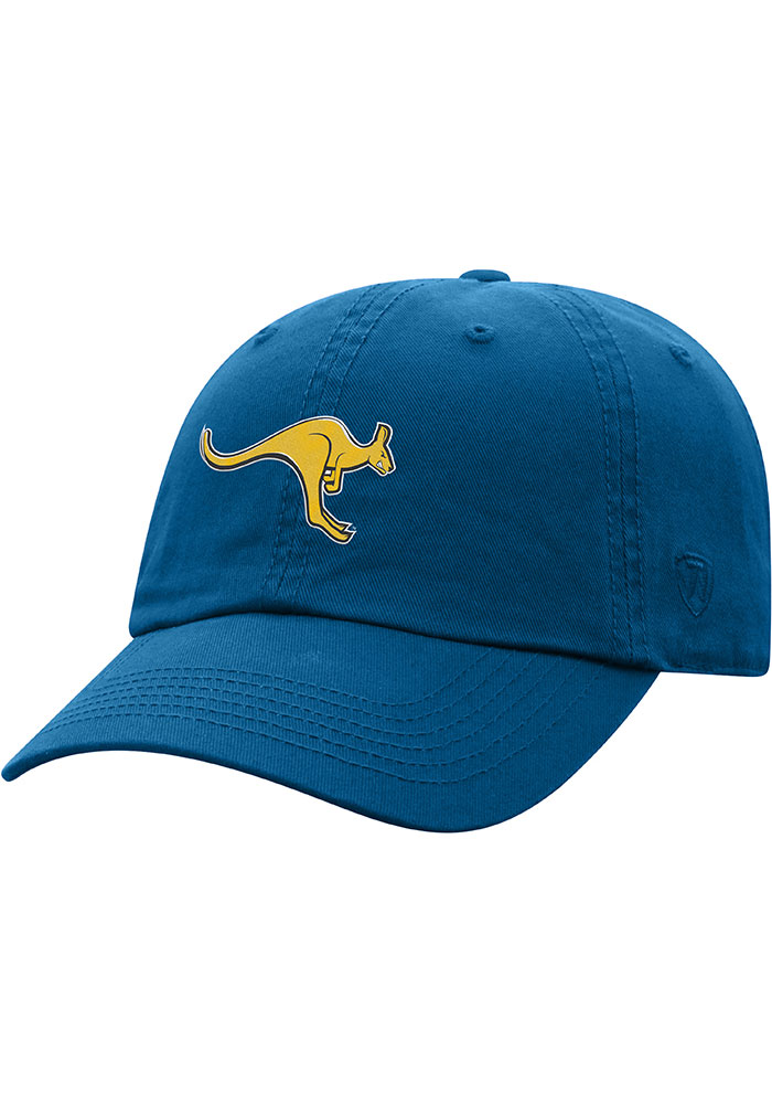 Top of the World UMKC Roos Crew Adjustable Hat - Blue - Image 1