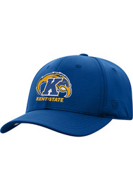 Kent State Golden Flashes Top of the World Phenom 1-Fit Flex Hat - Navy Blue