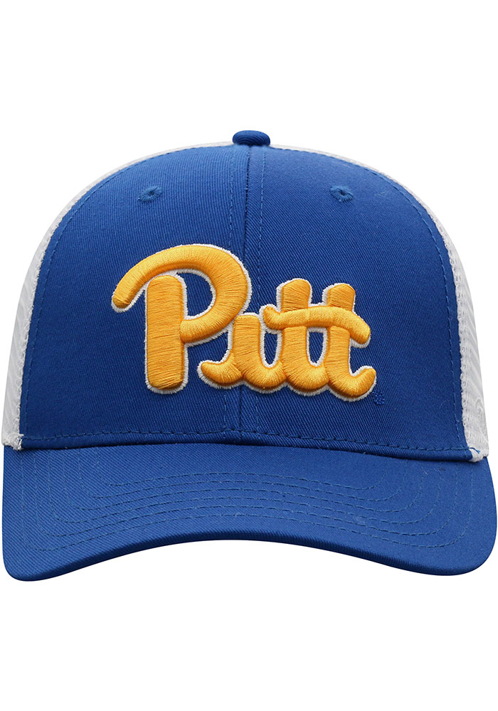 Top of the World Pitt Panthers BB Meshback Adjustable Hat - Blue - Image 3
