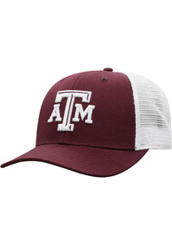innovative design f7854 1d0d1 Top of the World Texas A M Aggies BB Meshback Adjustable Hat - Maroon