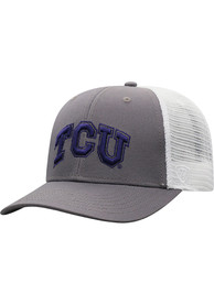 TCU Horned Frogs Top of the World BB Meshback Adjustable Hat - Purple