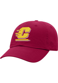 Central Michigan Chippewas Youth Top of the World Crew Adjustable Hat - Maroon