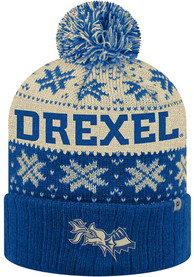 Drexel Dragons Top of the World Subartic Knit - Navy Blue