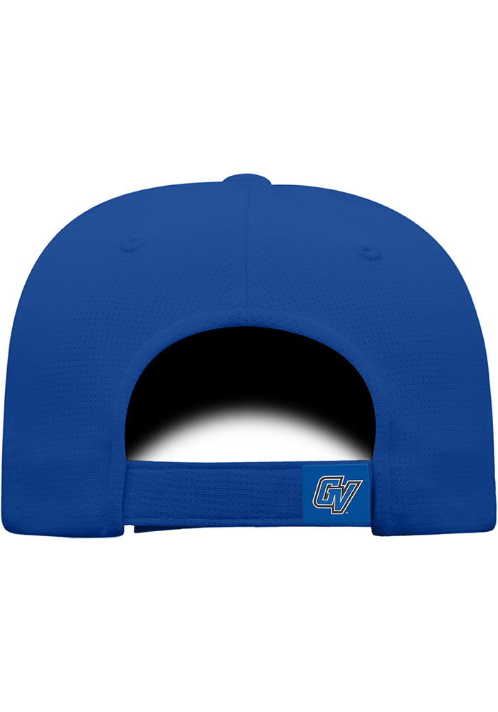 Top of the World Grand Valley State Lakers So Clean Adjustable Hat - Blue - Image 2