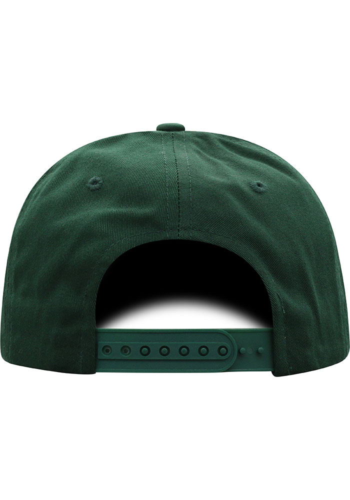 Top of the World Wright State Raiders Tomahawk Adjustable Hat - Green - Image 4