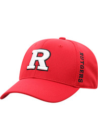 Rutgers Scarlet Knights Top of the World Booster One-Fit Flex Hat - Red