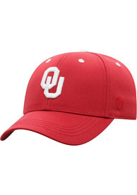 Oklahoma Sooners Youth Top of the World Rookie One-Fit Flex Hat - Crimson
