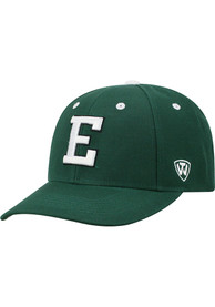 Eastern Michigan Eagles Top of the World Triple Threat Adjustable Hat - Green