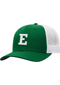 Eastern Michigan Eagles Top of the World BB Meshback Adjustable Hat - Green