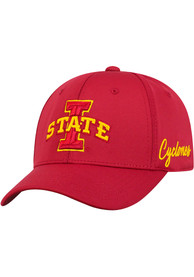 Iowa State Cyclones Top of the World Phenom One-Fit Flex Hat - Red