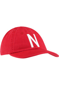 Nebraska Cornhuskers Baby Top of the World MiniMe Adjustable Hat - Red