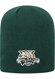 Ohio Bobcats Top of the World Classic Beanie Knit - Green