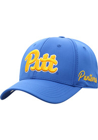 Pitt Panthers Top of the World Phenom One-Fit Flex Hat - Blue