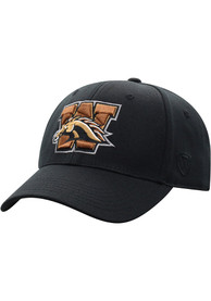 Western Michigan Broncos Top of the World Premium Collection One-Fit Flex Hat - Black